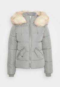 Topshop - FREIDA - Winter jacket - grey - 6
