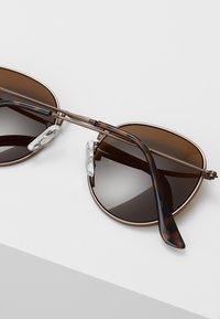 A.Kjærbede - HELLO - Sunglasses - matt brown - 3