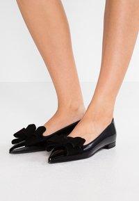 Pretty Ballerinas - Instappers - shade/black - 0