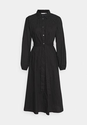 JOSE DRESS - Shirt dress - black
