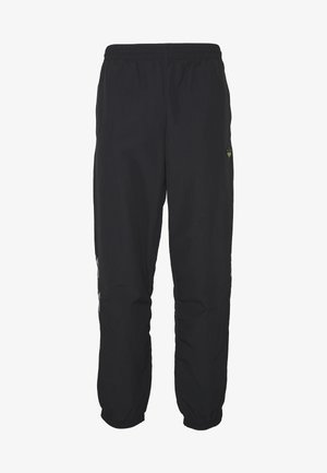 FOOTBALL GRAPHIC TRACK PANTS - Tracksuit bottoms - black