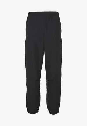 FOOTBALL GRAPHIC TRACK PANTS - Spodnie treningowe - black