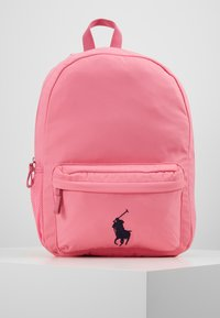 Polo Ralph Lauren - BIG BACKPACK - Batoh - baja pink - 0