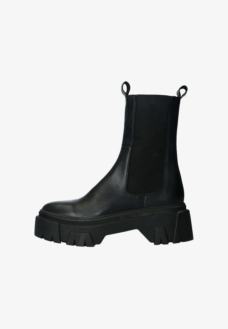 sacha - Platform ankle boots - schwarz