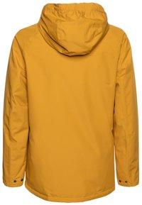 Barbour - BOYS SOUTHWAY - Waterproof jacket - lunar yellow - 1