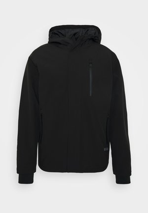 TECHNICAL JACKET - Light jacket - black