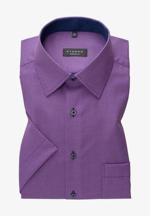COMFORT FIT - Overhemd - lila