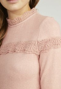 NAF NAF - Long sleeved top - pink - 4
