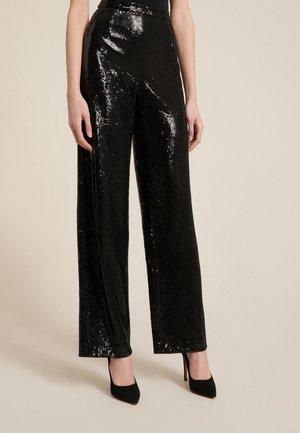 OXIS  A - Pantalones - nero