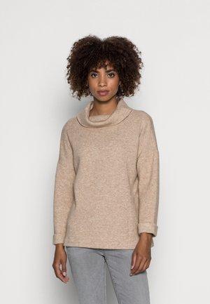 GEWISE - Pullover - cashmere cream melange