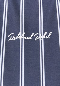 Redefined Rebel - JETT TEE UNISEX - Print T-shirt - dark navy - 2
