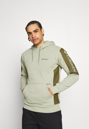MINAM RIVER HOODIE - Sweat à capuche - safari