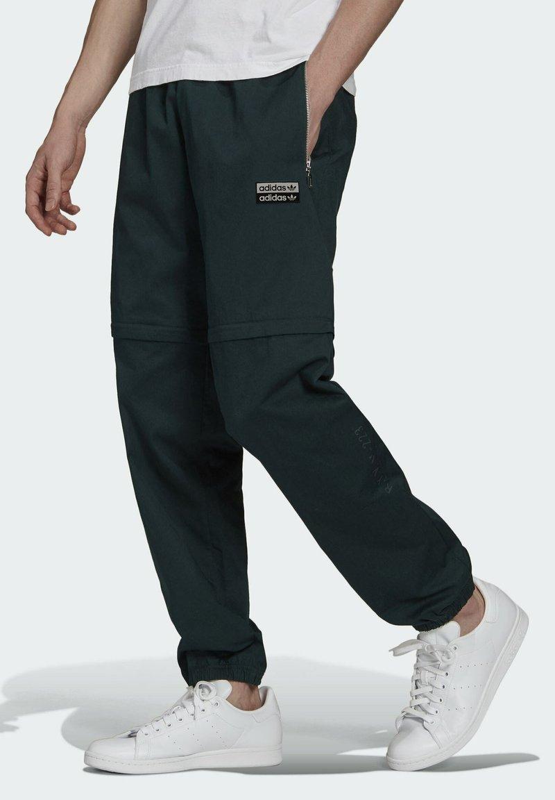 adidas Originals - Träningsbyxor - green