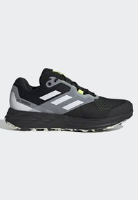 adidas Performance - TERREX TWO FLOW - Stabilty running shoes - savannah/core black/hi-res yellow - 1