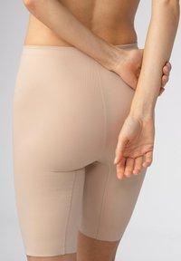 mey - LONG PANTS SERIE COCOON - Shapewear - cream tan - 1