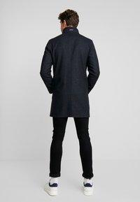 Bugatti - Short coat - blue - 2