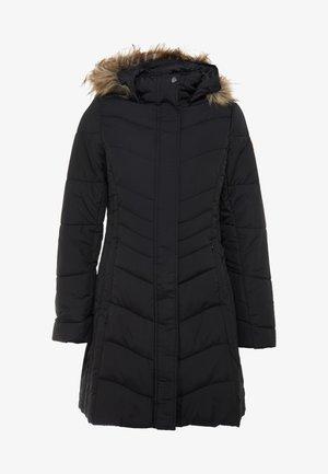 PAIVA - Wintermantel - black