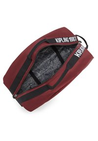 Kipling - Wheeled suitcase - maroon black - 3