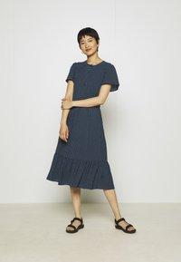 Stella Nova - SAGA - Day dress - blue/white - 1