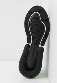 Nike Sportswear - AIR MAX 270 ESS - Sneakers - white/black/volt - 4