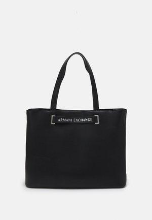 WOMANS - Shopping bag - nero