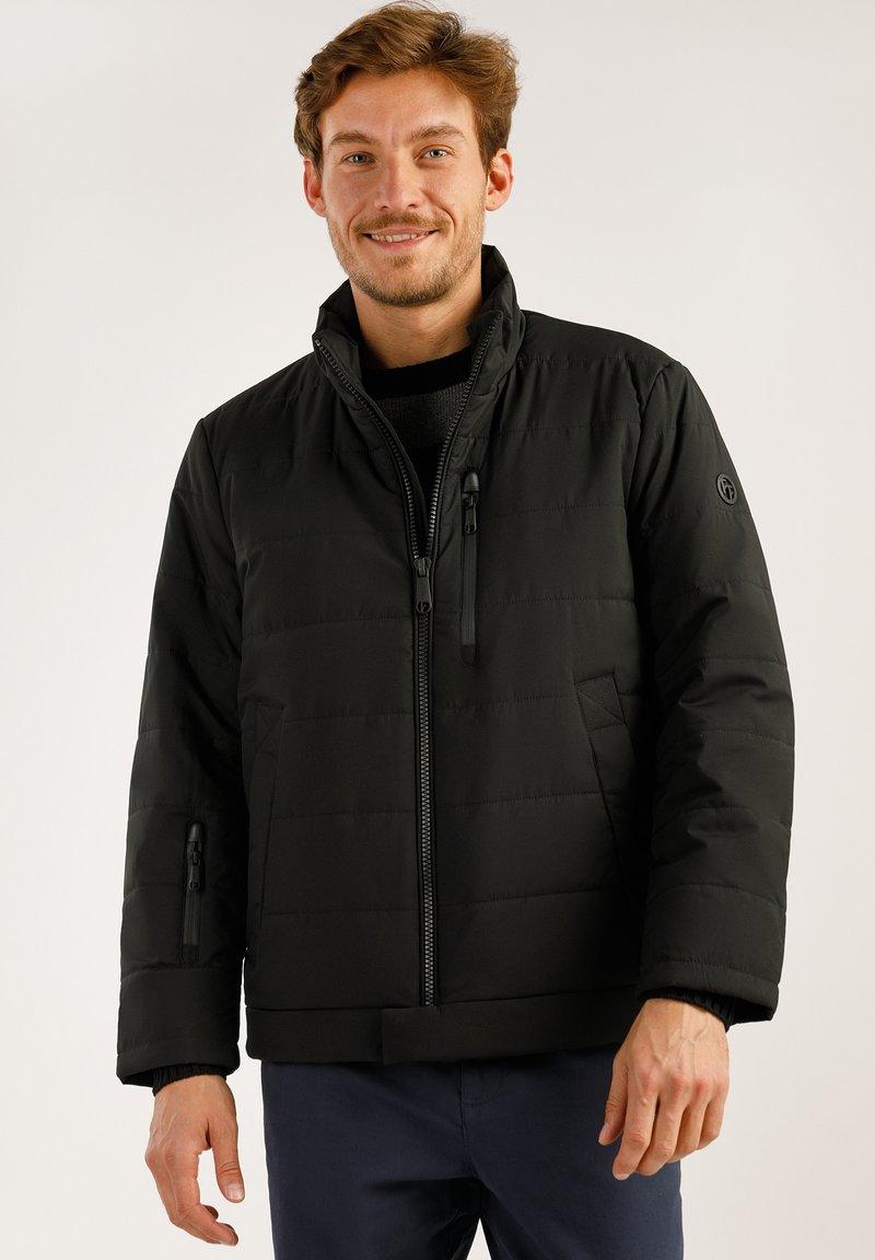 Finn Flare - IM MODERNEN LOOK - Winter jacket - black