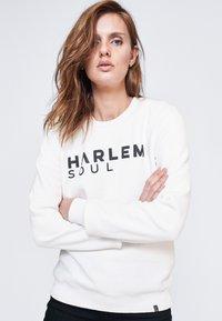 Harlem Soul - LON-DON - Sweatshirt - white - 0