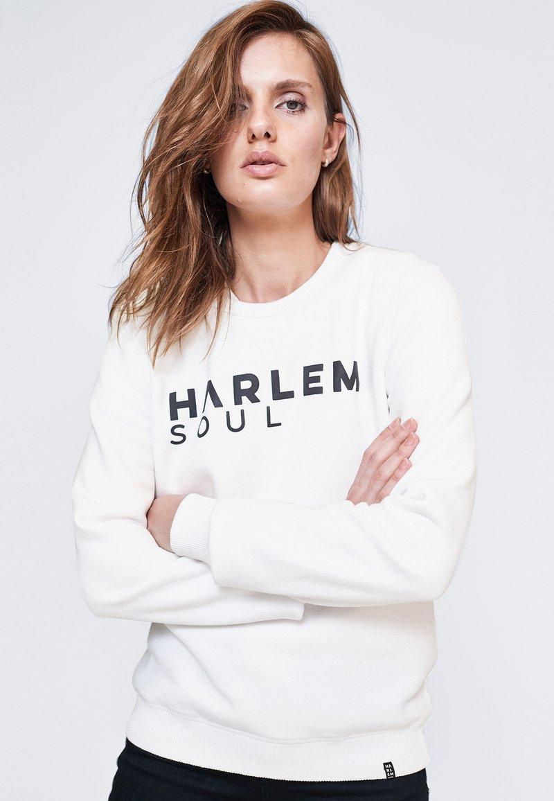 Harlem Soul - LON-DON - Sweatshirt - white