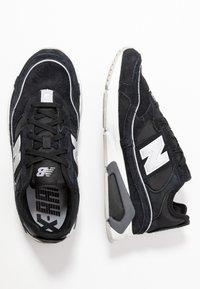 New Balance - X-RACER - Sneakers - black - 3