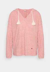 Roxy - LOVELY LIFE - Jersey con capucha - ash rose - 0