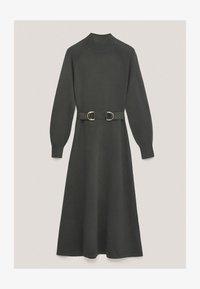 Massimo Dutti - Jumper dress - Dark Grey - 3