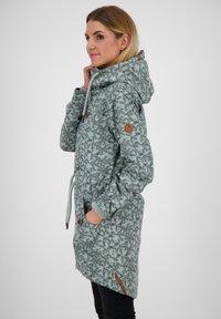 alife & kickin - CHARLOTTEAK - Short coat - slategray - 3