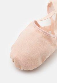 Bloch - ELASTOSPLIT X - Obuwie do tańca - pink - 5