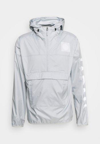 ANORAK - Outdoor jacket - high rise grey