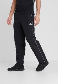 adidas Performance - CORE - Jogginghose - black/white - 0