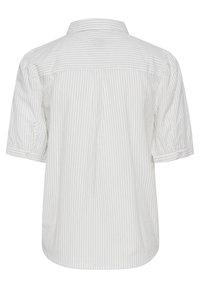 ICHI - IHASILO - Button-down blouse - alloy - 6