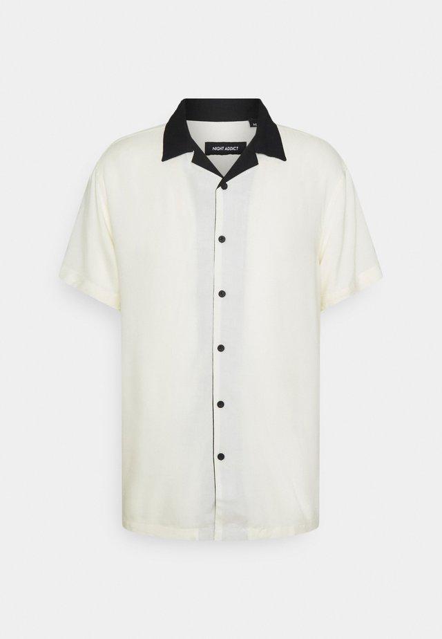 Overhemd - cream