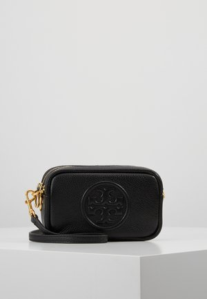 PERRY BOMB MINI BAG - Umhängetasche - black