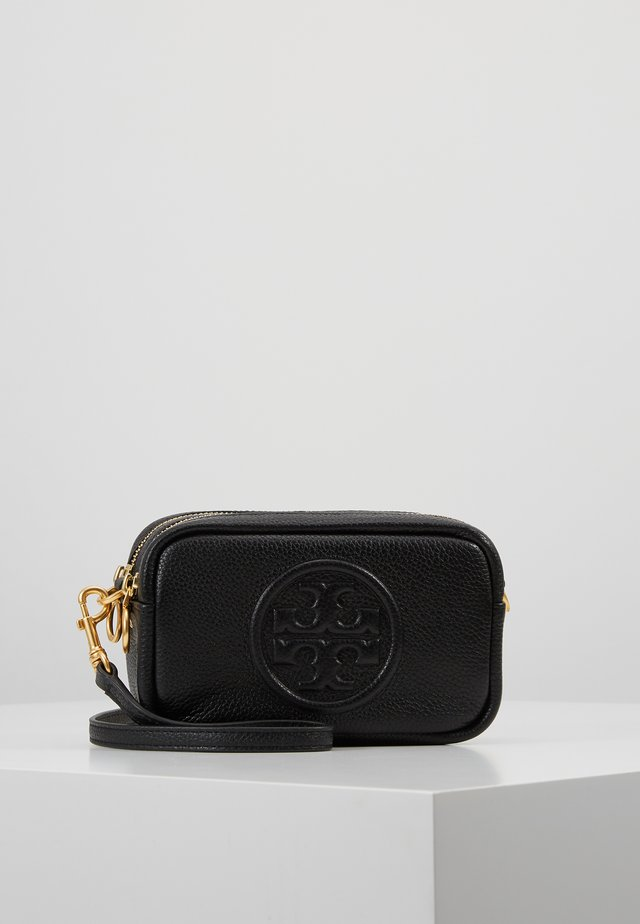 PERRY BOMB MINI BAG - Olkalaukku - black