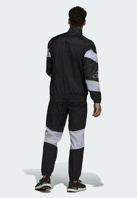 adidas Performance - Tepláková souprava - black/white - 2