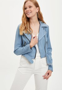 DeFacto - Light jacket - blue - 3