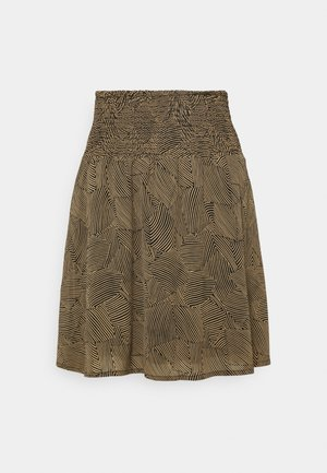 RIKKELIE SKIRT  - Minisukně - brown