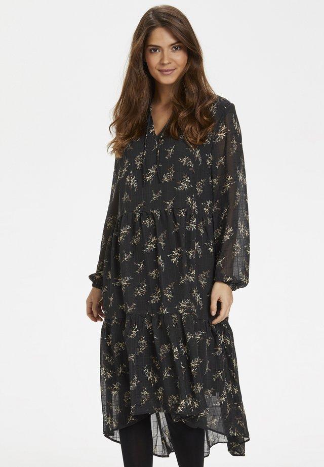 CUANNIA - Vapaa-ajan mekko - black
