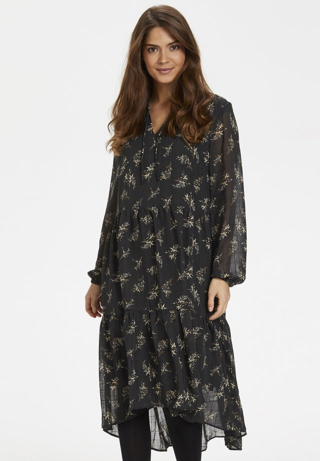 CUANNIA - Sukienka letnia - black