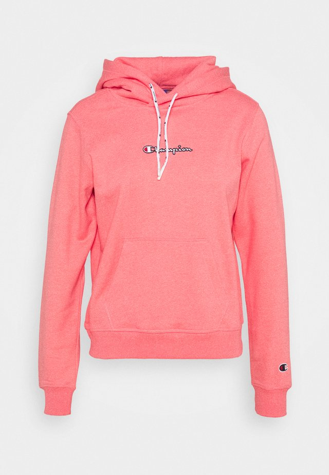 HOODED ROCHESTER - Felpa - pink
