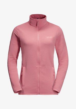 MODESTO - Fleece jacket - rose quartz