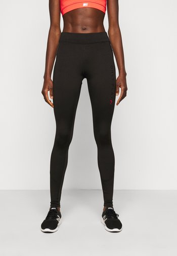 ONPPERFORMANCE RUN BRUSHED TIGHTS
