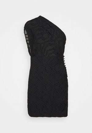 ROXANIE DRESS - Shift dress - black