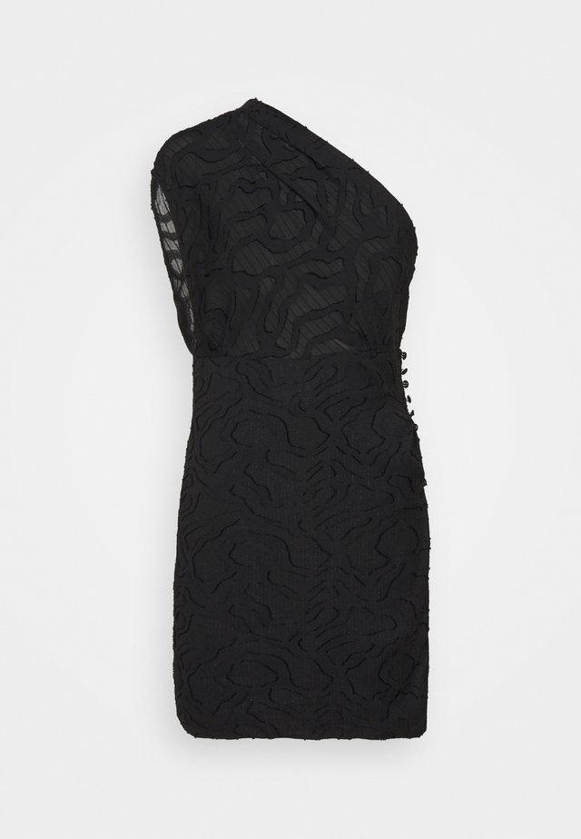 ROXANIE DRESS - Etuikleid - black