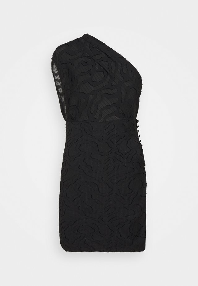 ROXANIE DRESS - Etui-jurk - black